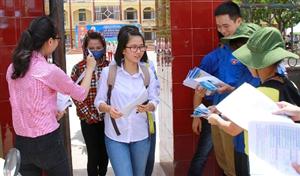 Hải Dương: 58 đội thanh niên, sinh viên tình nguyện tham gia tiếp sức mùa thi năm 2015