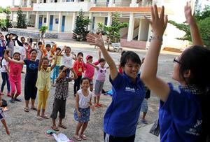 Dấu ấn trẻ ở huyện đảo Phú Quý