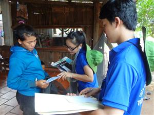 Bình Dương: Nhìn lại chặng đường Chiến dịch Thanh niên tình nguyện hè 2015