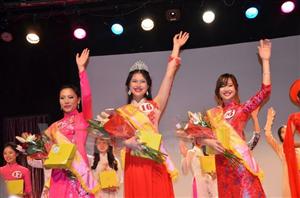 Tỏa sáng vẻ đẹp và tài năng của nữ sinh Việt Nam tại Pháp