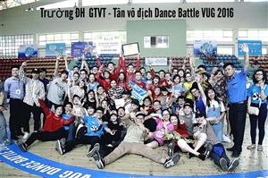 Chung kết khu vực Hà Nội và TP Hồ Chí Minh - Giải Thể thao Sinh viên Việt Nam