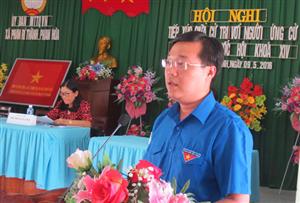 Đồng chí Lê Quốc Phong: Đầu tư thủy lợi, đưa nước về cho người dân vùng hạn
