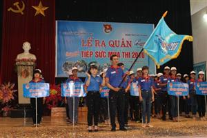 Tuyên Quang: Ra quân Tiếp sức mùa thi 2016