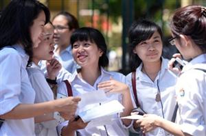 Gần 900 nghìn thí sinh làm thủ tục đăng ký dự thi THPT quốc gia 2016
