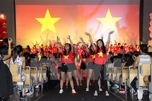 Festival sinh viên Việt Nam tại châu Âu lần hai diễn ra ở Pháp