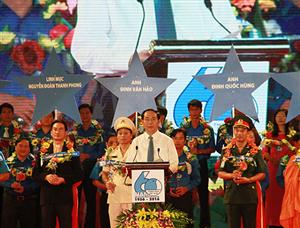 Đảng, Nhà nước ta luôn đặt thanh niên ở vị trí trung tâm trong sự phát triển của đất nước