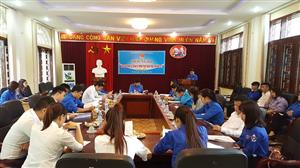 Hội nghị Ban Chấp hành Hội Sinh viên tỉnh Nghệ An khóa II, nhiệm kỳ 2013 – 2018.