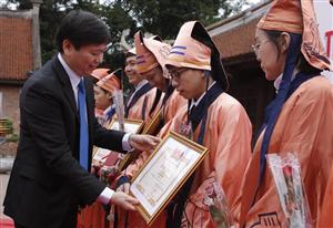 Trao Giải thưởng Loa Thành lần thứ 28 – năm 2016