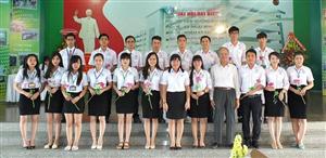 Hội sinh viên trường Đại học Kinh tế Kỹ thuật Bình Dương tổ chức Đại hội đại biểu lần thứ 3, nhiệm kỳ 2016 – 2018.