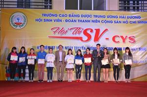 Hải Dương tổ chức kỷ niệm 67 năm ngày truyền thống học sinh, sinh viên và Hội Sinh viên Việt Nam (09/01/1950 – 09/01/2017)