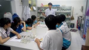 [ĐH KHTN ĐHQG-HCM] Hành trình Ong Khám Phá – Câu lạc bộ Ong Nghiên Cứu