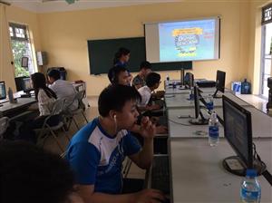Bắc Ninh: Chung kết cấp tỉnh, thành phố Hội thi Olympic Tiếng Anh sinh viên toàn quốc lần thứ I năm 2017