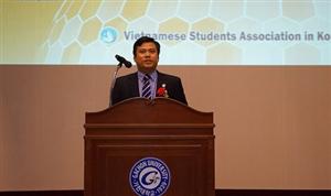 Nhiều ý tưởng sáng tạo trong Hội thảo Khoa học Sinh viên Việt Nam tại Hàn Quốc lần thứ 4 (ACVYS 2017)