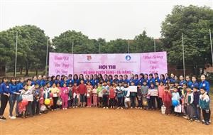 Phú Thọ: Chung kết Hội thi Nữ sinh duyên dáng - tài năng lần thứ II năm 2017