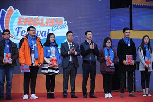 Sôi động Liên hoan các câu lạc bộ, đội, nhóm tiếng Anh toàn quốc lần thứ I - năm 2017