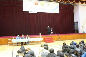 Hội SVVN tại Hàn Quốc tổ chức Giải cầu lông chào mừng ngày truyền thống HSSV và Hội SVVN