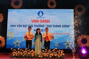 Hội Sinh viên Việt Nam tỉnh Đồng Nai kỷ niệm 68 năm ngày truyền thống Học sinh - Sinh viên Việt Nam