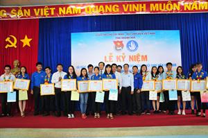 Hội Sinh viên Khánh Hòa: Tuyên dương Sinh viên 5 tốt, Tập thể Sinh viên 5 tốt