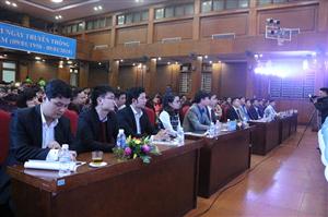 Nghệ An: Chuỗi hoạt động chào mừng kỷ niệm 68 năm ngày truyền thống học sinh, sinh viên
