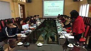 Hội Sinh viên trường CĐSP Yên Bái tổ chức Hội nghị kiện toàn BCH khoá V, nhiệm kỳ 2015-2018