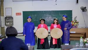 Giao lưu sinh viên nước Lào, Campuchia, Modambique tại trường Đại học Y dược Thái Bình