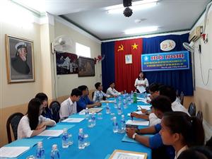 Hội nghị Ban Chấp hành Hội Sinh viên Việt Nam tỉnh Long An, nhiệm kỳ 2014 - 2019