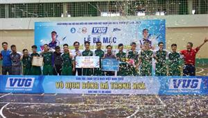 Bế mạc giải thể thao sinh viên VUG 2018 - Khu vực Đà Nẵng