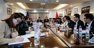 Hội nghị kiện toàn BCH Hội SVVN tại Hàn Quốc khóa VI, nhiệm kỳ 2017 - 2019