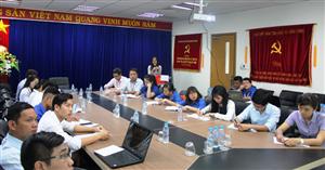 Bình Dương: Hội nghị tập huấn cộng tác viên các trang mạng xã hội