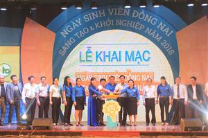 HSV tỉnh Đồng Nai: Ngày sinh viên sáng tạo khởi nghiệp năm 2018