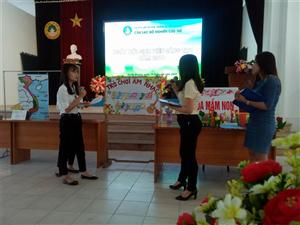 Trường Đại học Tân Trào: Ngày hội sinh viên sáng tạo năm 2018