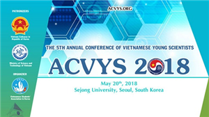 Hội SVVN tại Hàn Quốc tổ chức hội thảo các nhà khoa học trẻ thường niên lần thứ 5
