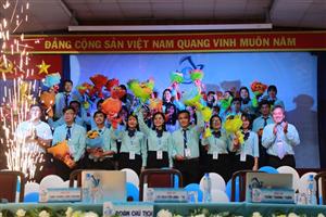 Đại hội đại biểu Hội Sinh viên Việt Nam trường Đại học Sài Gòn lần thứ VI, nhiệm kỳ 2018 – 2020