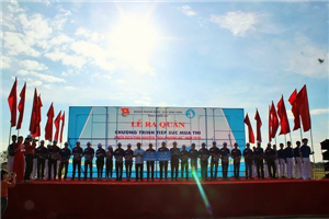 Nghệ An: Sắc xanh tình nguyện làm nên thành công cho kỳ thi THPT Quốc gia năm 2018