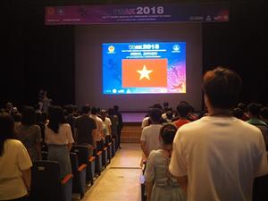 Sôi nổi Vòng Chung kết Đại hội Thể dục thể thao SVVN tại Hàn Quốc lần thứ 11