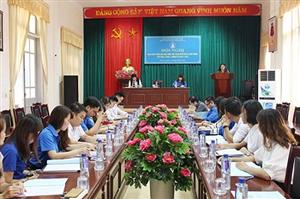 Hội nghị BCH Hội SVVN tỉnh Sơn La (mở rộng) lần thứ 3, khóa I, nhiệm kỳ 2016-2021