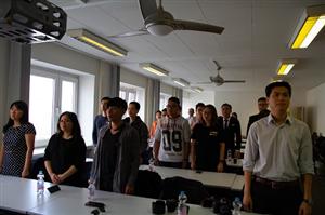 Đại hội đại biểu Hội SVVN tại Đức lần thứ III, nhiệm kỳ 2018-2020 thành công tốt đẹp