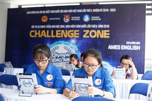 Kết quả tuần 1 Hội thi Olympic tiếng anh học sinh, sinh viên toàn quốc