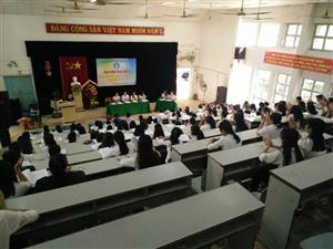 Trường CĐSP Ninh Thuận tổ chức Đại hội đại biểu Hội Sinh viên Việt Nam khóa III, nhiệm kỳ 2018 - 2020
