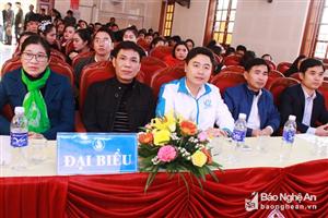 Sôi động liên hoan các nhóm nhảy, nhóm múa học sinh, sinh viên tỉnh Nghệ An