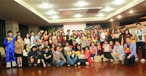 Tết Việt của du học sinh Việt Nam tại Hàn Quốc