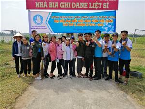 Trường Đại học Tiền Giang: Chương trình Xuân tình nguyện - Tết yêu thương 2019