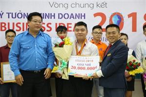 Trường Đại học Kinh tế - Tài chính TP. Hồ Chí Minh phát động cuộc thi Business Ideas - Ý tưởng kinh doanh 2019