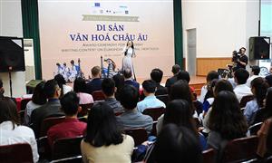 5 bạn trẻ Việt giành cơ hội khám phá Châu Âu