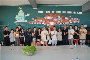 Cần Thơ: đón tiếp đoàn sinh viên Quốc tế