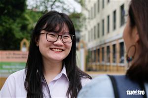 Cô gái vàng Việt Nam 19 tuổi nghiên cứu liệu trình điều trị ung thư