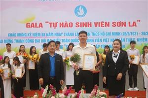 """Chương trình """"Tự hào Sinh viên Sơn La"""" năm học 2018-2019"""