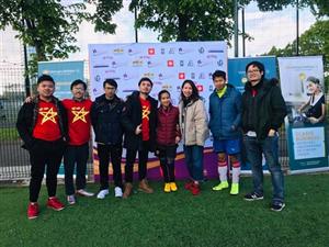 Giải bóng đá sinh viên Việt Nam tại Pháp - Những người bạn NNB năm 2019