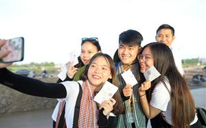 400 đại biểu tới Côn Đảo dự Sinh viên với biển đảo Tổ quốc