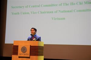 Hội SVVN tại Hàn Quốc tổ chức Hội thảo Khoa học sinh viên Việt Nam tại Hàn Quốc lần thứ VI